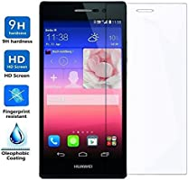 Protector de Pantalla para Huawei P8 LITE Cristal Vidrio Templado Premium, Electrónica Rey®