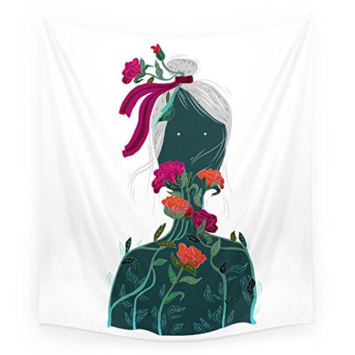 Society6 Rose-be Wall Tapestry Large: 88