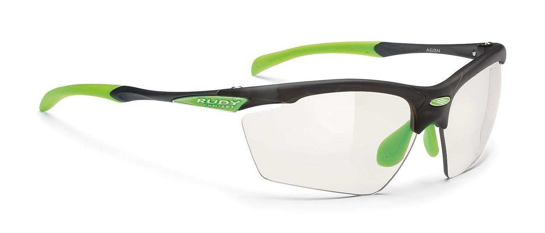 Sportbrille Agon White Gloss ImpactX