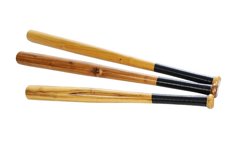 Wooden Wood Baseball Bat Rounders 30 BSL