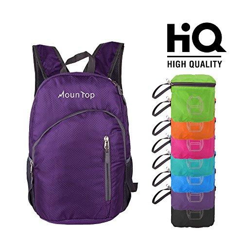 Nylon Backpack - 8
