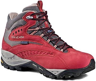 Trezeta Juliette, Stivali da Escursionismo Donna Rosso Rosso
