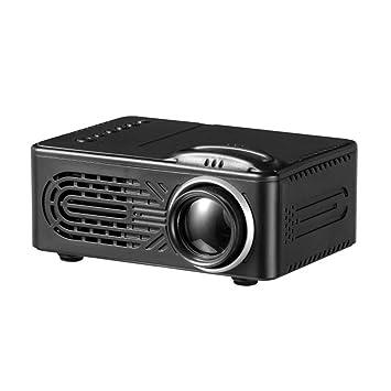WHLDCD Proyector Mini pequeño proyector de conferencias para ...