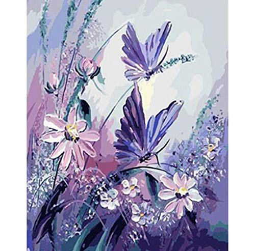 Jigsaw Puzzles 1000 Piece Wooden Puzzle DIY Butterfly Picture Living Room Game Toy Home Decoration Art ()