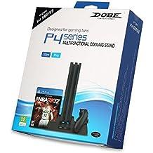 Dobe Tp4-882 Base Vertical, Preto - Playstation 4