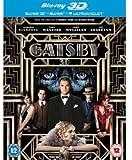 Great Gatsby (3D) [Blu-ray]