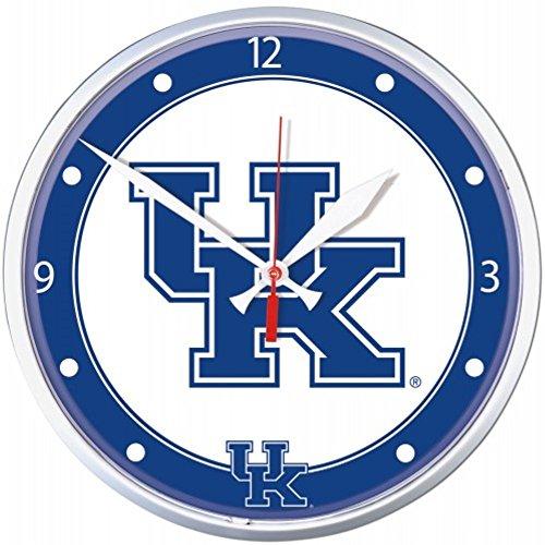 - NCAA Kentucky Wildcats WinCraft Official Round Clock
