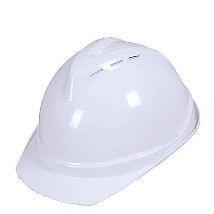 GXQ Casco de Seguridad Respirable Casco de Tipo V Casco de ...