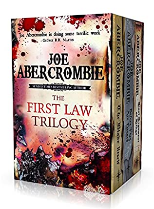 book cover of The First Law Trilogy