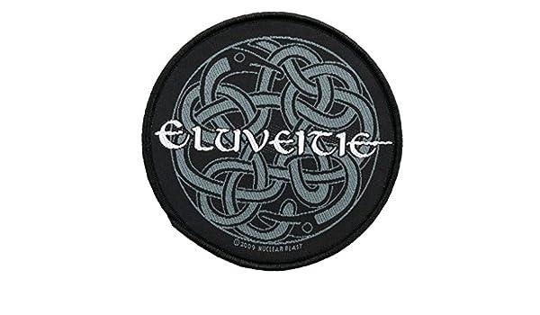 /nudo celta/ /tejido y licencia oficial Eluveitie Parche/