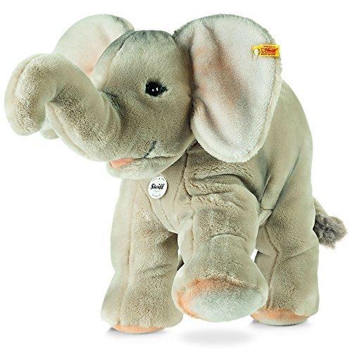 Steiff Trampili Elephant Plush Toy (Grey) by ()