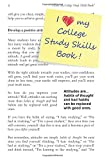 I Love My College Study Skills Book!, College College Books, 1500723800