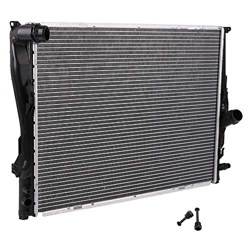 cciyu Radiator 2882 fit for BMW 323i 325Ci 325i 325xi 330Ci 330i 330xi ()