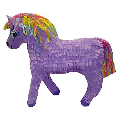 UPC 721083350201, Pinatas Unicorn with Rainbow Mane, Purple