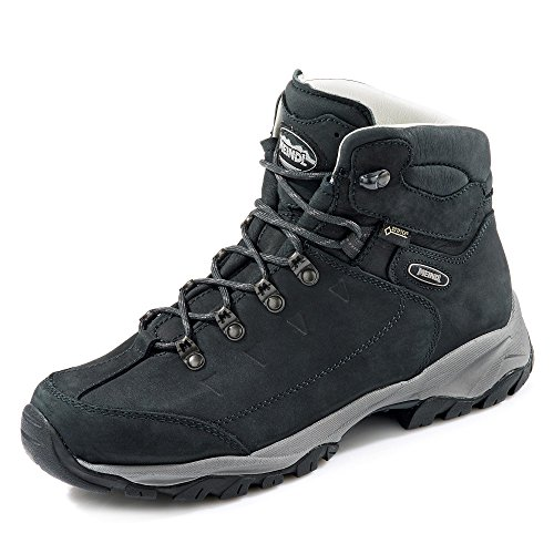 Meindl Men Ohio 2 GTX High Rise Hiking Boots, Navy, 8 UK Blue