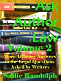 img - for Ask Author Law Volume 2 book / textbook / text book