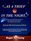 As A Theif in the Night, Roger K. Young, 0982194676