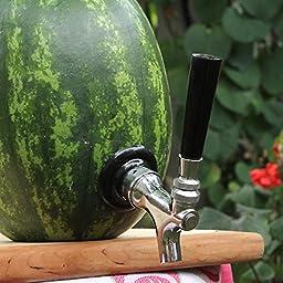 KegWorks Deluxe Watermelon Tap Kit