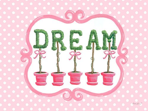Oopsy Daisy Bella Dream Topiary by Sherri Blum Canvas Wall Art, 30 by ()