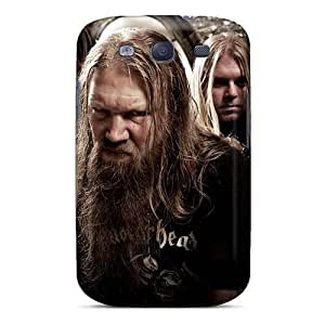 Galaxy S3 Case Cover Amon Amarth Band Case - Eco-friendly Packaging