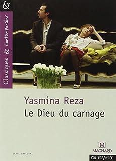 Le dieu du carnage, Reza, Yasmina