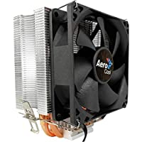 Cooler para Processador Verkho 3, Aerocool, Acessórios para Computador, Preto