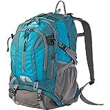 Cheap Ozark Trail 36L Kachemak Daypack Hiking Backpack, Blue