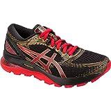 ASICS Women's Gel-Nimbus 21 1012a235-001 Running Shoes, (Black/Classic Red 001), 5.5 UK