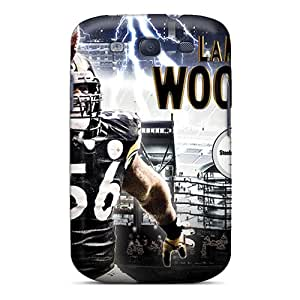 New Galaxy S3 Case Cover Casing(pittsburgh Steelers)