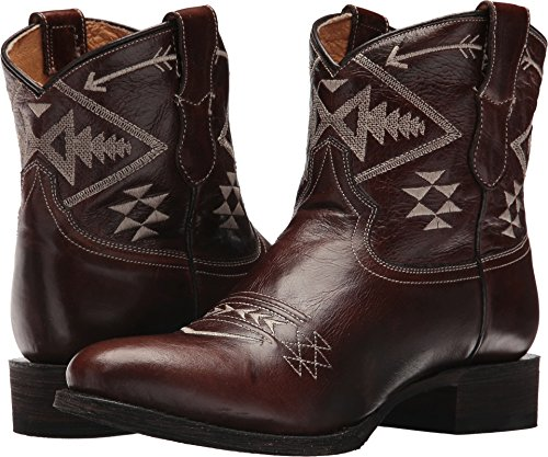 Roper Ladies Morning Star Shorty Boots (Roper Stars)