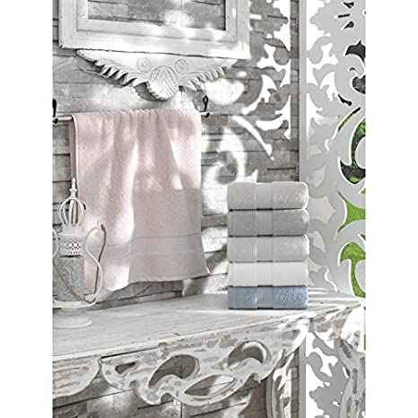 Serra Home Hotel & Spa Toalla de algodón 6-2700 suave turco toalla de mano
