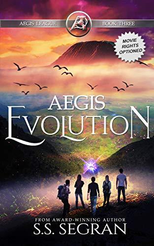 Ballance Series - AEGIS EVOLUTION: Action Adventure Mystery Thriller (Aegis League Series Book 3)