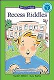 Recess Riddles, Marilyn Helmer, 1553375777