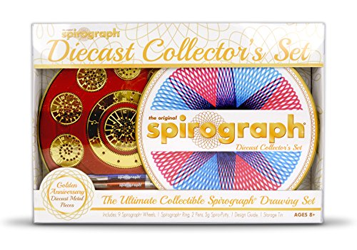 Review Spirograph Diecast Collector's Playset