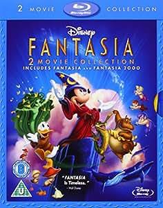 Fantasia / Fantasia 2000 (Two movie Collection) (Special Edition)