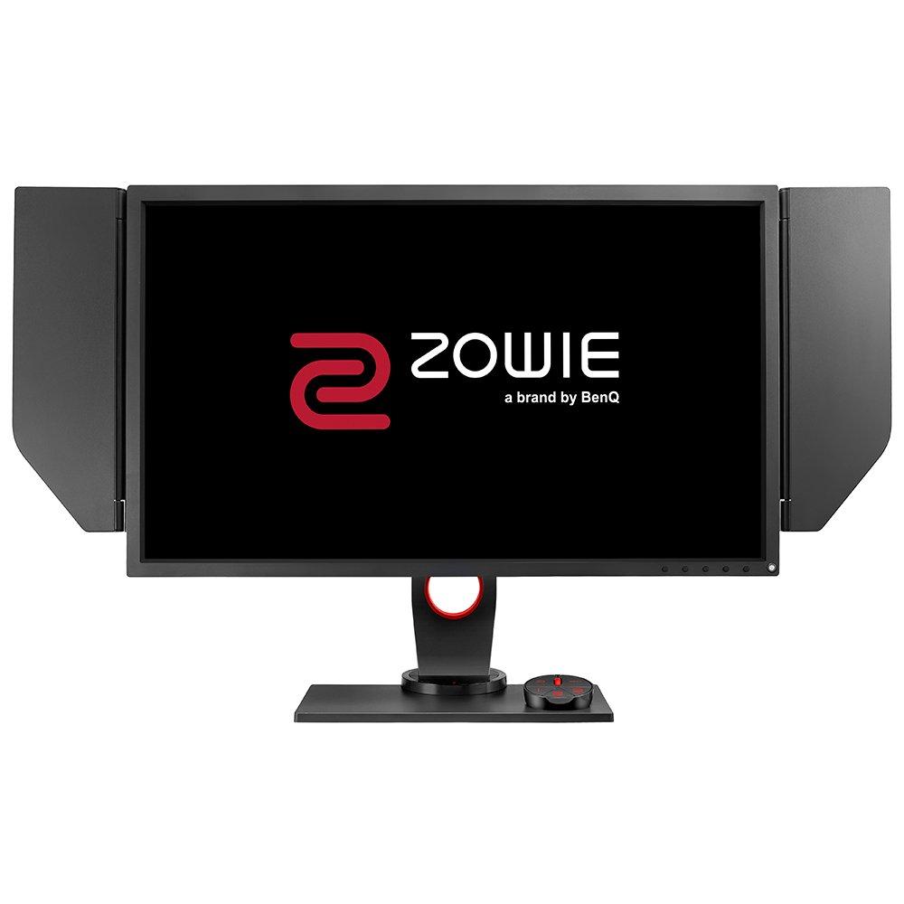Low Blue Light HDMI Color Vibrance Display Port 144Hz con 1ms Black eQualizer ajustable en altura y giro BenQ ZOWIE XL2411P Monitor Gaming para e-Sport de 24 Full HD Flicker-free