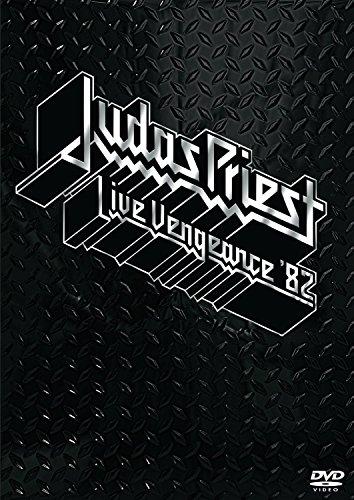 Rare Away Shirt - Judas Priest - Live Vengeance '82
