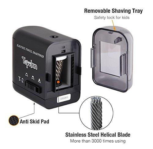 heavy duty manual pencil sharpener