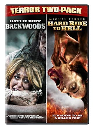 Terror Two-Pack: Backwoods & Hard Ride to Hell Reino Unido DVD: Amazon.es: Cine y Series TV
