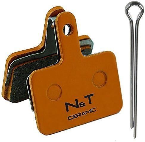 Noah And Theo NT-BP004//CR Ceramic Disc Brake Pads fit Shimano BR M315 M355 M365 M375 M395 M415 M416 M416A M445 M446 M447 M465 M475 M485 M486 M495 M505 M506 M515 M515LA M525 M575 M3050 M4050