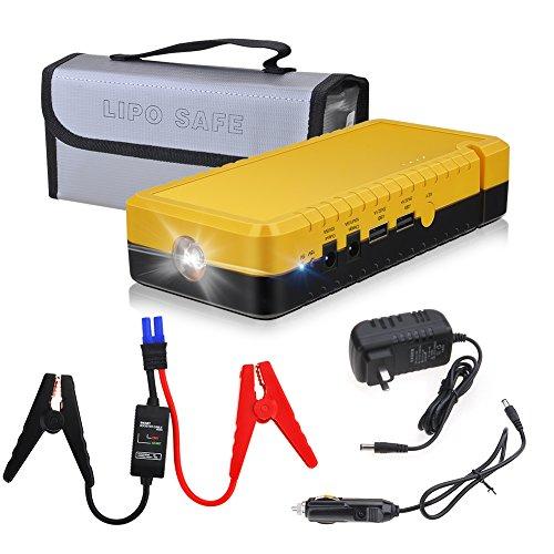YUNSHANGAUTO Starter Portable 12000mAh Emergency