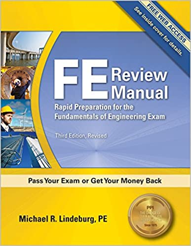 FE Review Manual: Rapid Preparation for the Fundamentals of ...