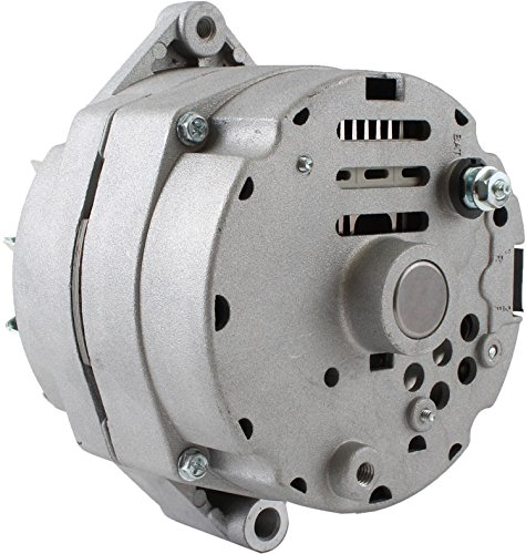 DB Electrical ADR0183 New Alternator for Tractor /& Chevy 10SI 1-Wire One Wire with 2 Groove Pulley 7127-SEN-2G