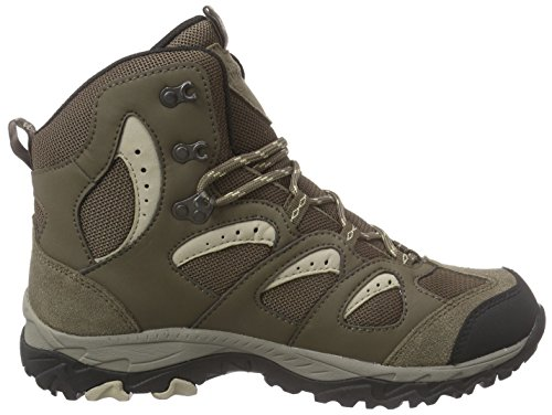 Jack Wolfskin Damen MTN Storm Texapore Mid W Trekking-& Wanderstiefel Braun (Sahara 5122)