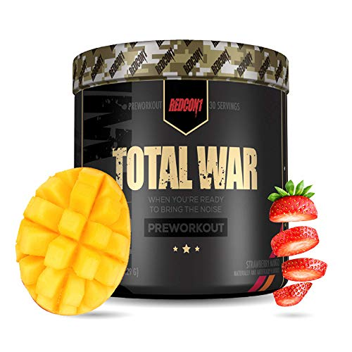 Total War Servings Formulated Strawberry product image