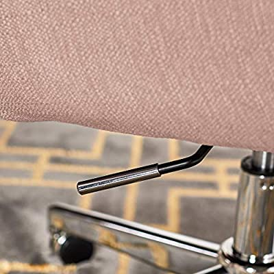 Twill Blush Pink Serta Style Ashland Home Office Chair Twill Fabric Blush Pink Buy Online At Best Price In Uae Amazon Ae