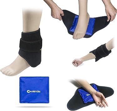 Hausgemachte kalte Bandagen zur Gewichtsreduktion
