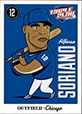 2012 Triple Play #13 Alfonso Soriano - NM-MT