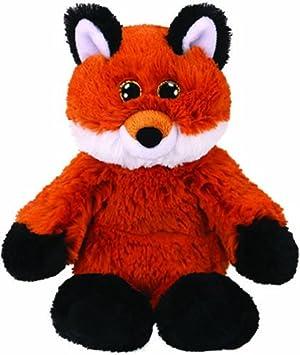 Ty - Attic Treasure Fox Peluche Marrón (United Labels Ibérica 65016TY)