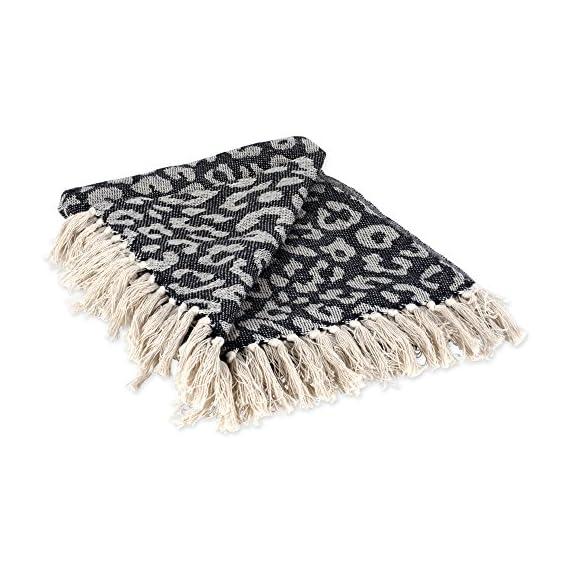 DII CAMZ38918 Leopard Throw -  - blankets-throws, bedroom-sheets-comforters, bedroom - 51lcNIGOGrL. SS570  -